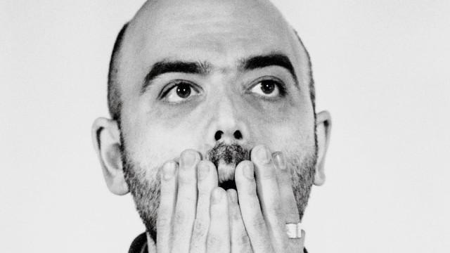 Schriftsteller Roberto Saviano