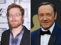 Anthony Rapp says Kevin Spacey made a 'sexual advance' when he was 14