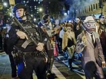 Halloween-Parade in New York