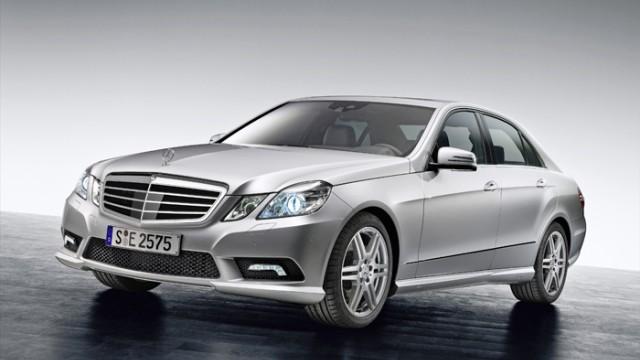 Detroit 2009: Mercedes E-Klasse