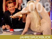 Juli Zeh über TV-Qualität Weltschmerz unter Sternen Dieter Bohlen; ddp