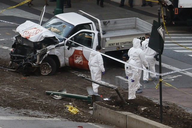 Terrorakt in New York