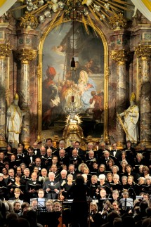 Tutzing: St. Josef Kirche Brahms Requiem
