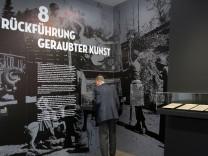 'Entartete Kunst - beschlagnahmt und verkauft' Exhibition Preview In Bern