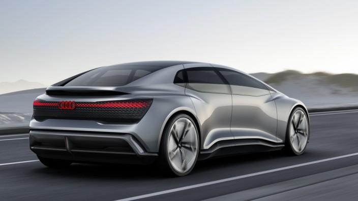 Audi Aicon Studie