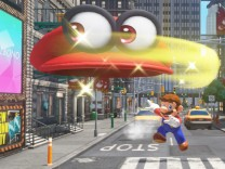 """´Super Mario Odyssey"""" ist eine Ode an die Spielfreude"""