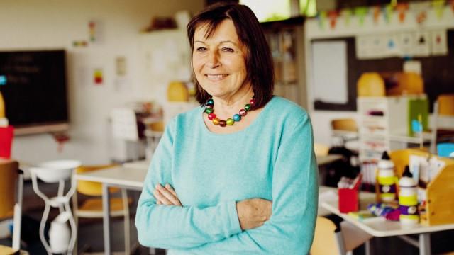 Jutta Spranz, Inklusionslehrerin