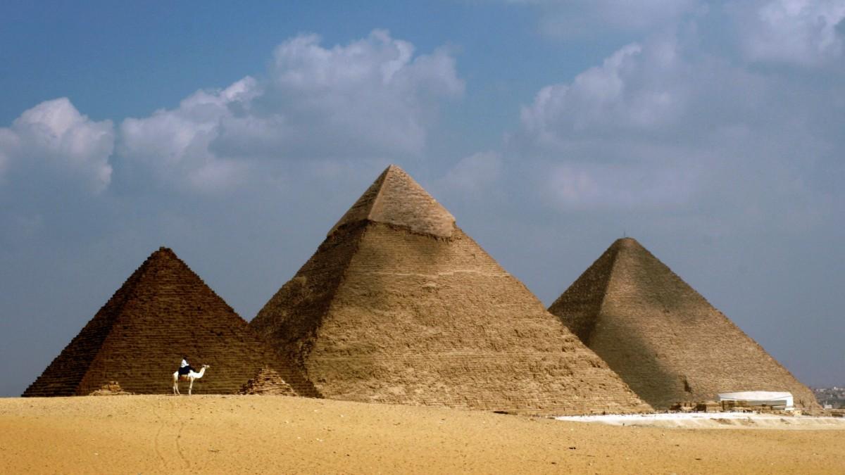 Leere in der Pyramide