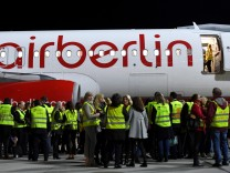 Air Berlin Flies Last Flights, Ceases Operations