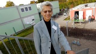 Andechs: Asylhelferkreis Leiter Manfred R.Boll