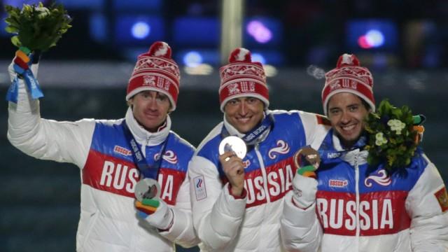 Doping Winterspiele in Südkorea