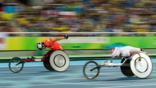 Behindertensport Behindertensport
