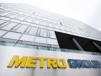 Metro-Zentrale in Düsseldorf
