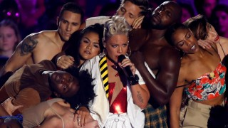 FILE PHOTO: 2017 MTV Video Music Awards  Show in Inglewood