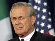 Rumsfeld, dpa