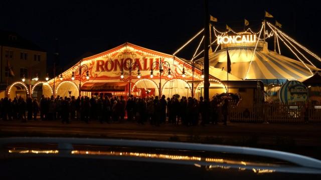 Circus Roncalli Premiere in München, 2017