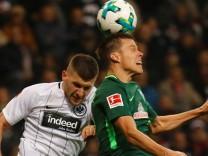 Bundesliga - Eintracht Frankfurt vs Werder Bremen