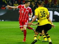 Bundesliga - Borussia Dortmund vs Bayern Munich