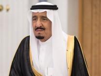 Saudi-Arabiens König Salman