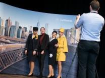 Lufthansa Casting in der Alten Kongresshalle