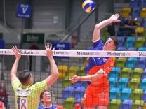 04 11 2017 xtkx Volleyball Herren United Volleys Frankfurt TSV Herrsching emspor v l Andre B