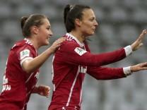 München: FRAUEN FUSSBALL / FCB v MSV Duisburg