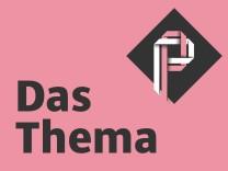 Podcast Das Thema Logo 4 3