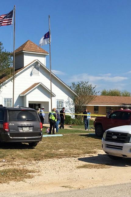 Mann erschießt mehrere Menschen in US-Kirche