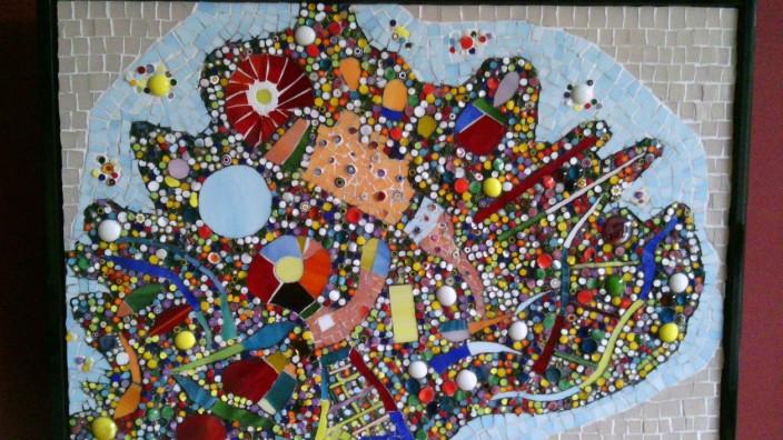 Mosaikausstellung in Bockhorn