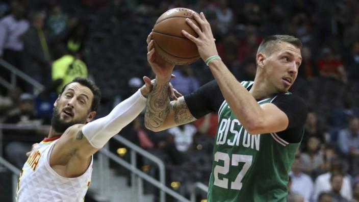 NBA: Atlanta Hawks - Boston Celtics