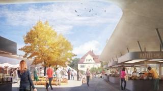 Süddeutsche Zeitung Fürstenfeldbruck Markthalle in Bruck