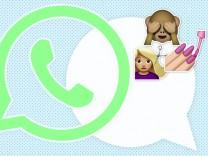 whatsapp+ego