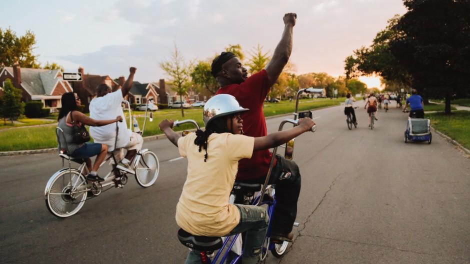 Exchange-Detroit Bike City