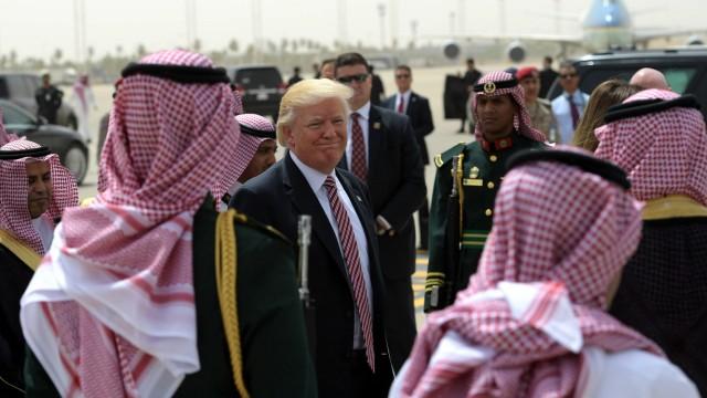 Politik Saudi-Arabien Nahost
