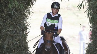 Equestrian - Eventing Individual Cross Country