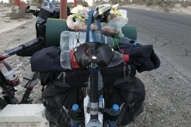 Askan von Schirnding - Tour von Kochel nach China mit dem Fahrrad