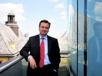 CEO Joachim Wenning, Munich RE