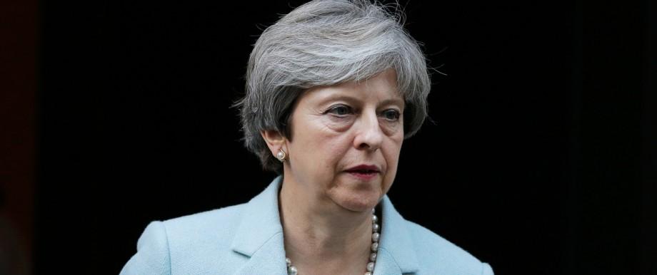 Politik Großbritannien Theresa May