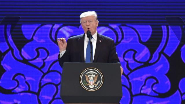 Trump auf erster Asien-Reise - Vietnam