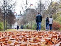 Herbstspaziergang bei milden Temperaturen