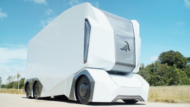 Elektromobilität Autonomer Elektro-Transporter T-pod