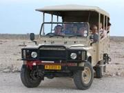 Land Rover Umbau Game Viewer