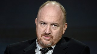 FILE PHOTO: Executive producer Louis C.K. participates in a panel for the FX Networks series 'Baskets' during the TCA Cable Winter Press Tour in Pasadena