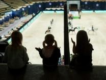 Reitsportturnier, Munich Indoors, Olympiahalle