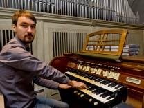 Asslinger Orgel - ist total kaputt