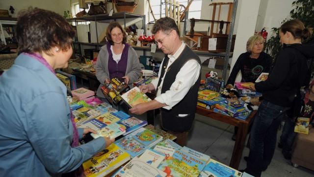 Kleiderkammer Gröbenzell soziales engagement sozialkaufhaus bleibt bestehen