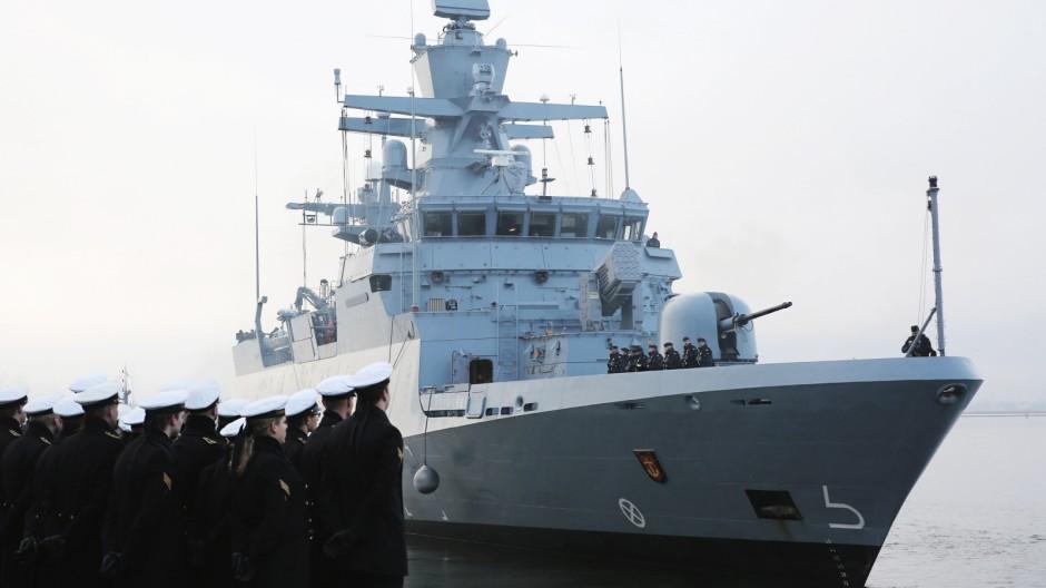Europa soll eine militärische Komponente erhalten