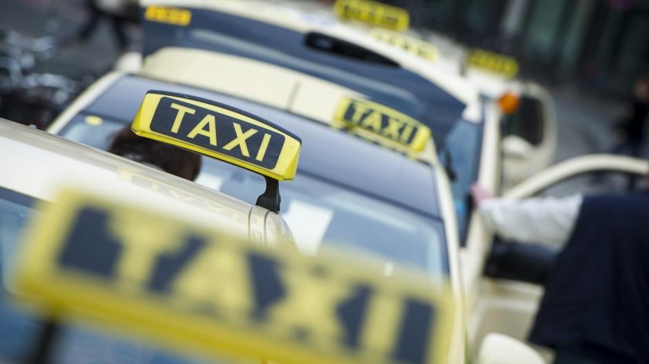 Situation des Deutschen Taxi-Gewerbes