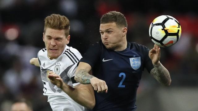 Süddeutsche Zeitung Sport Testspiel in London