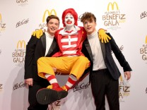 McDonald's Benefizgala